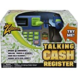 Zillionz Talking Cash Register - Blue