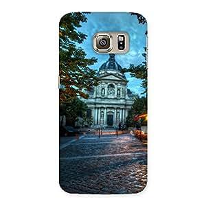 Impressive Fort Vintage Back Case Cover for Samsung Galaxy S6 Edge Plus