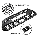 Seven Sparta Front Grill for Toyota (Tacoma/16-18)