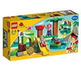 LEGO Duplo Jake and the Pirates - Never Land Hideout - 10513