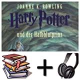 Harry Potter und der Halbblutprinz (Band 6) Audiobook PACK [Book + 2 CDMP3] (German Edition)