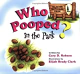 img - for Who Pooped in the Park? Glacier National Park: Scat and Tracks for Kids book / textbook / text book