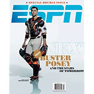 3yrs of ESPN Magazine