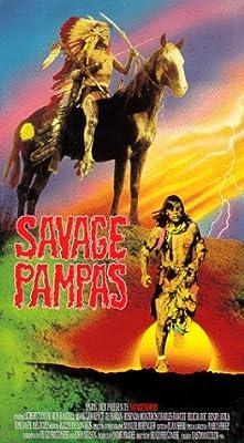 Savage Pampas [VHS]