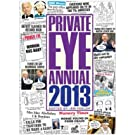 Private Eye Annual 2013 - Signed by the Author (Hardback)