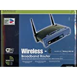 Linksys Wireless B 802.11b Broadband Router BEFW11S4-VN 2.4GHZ