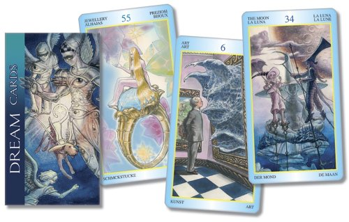 Dream Cards (Lo Scarabeo Decks) (English and Spanish Edition), by Lo Scarabeo