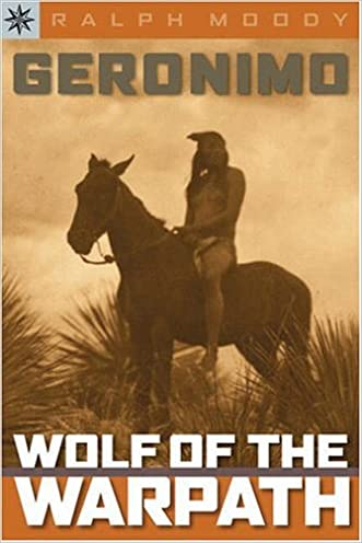 Sterling Point Books®: Geronimo: Wolf of the Warpath