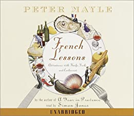 "Cover of ""French Lessons: Adventures with..."
