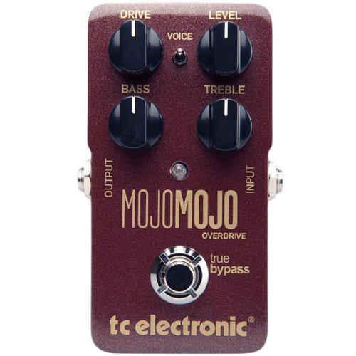 Tc Electronics Mojomojo Overdrive Compression Effect Pedal
