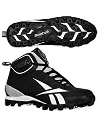 Reebok Bulldodge Mid At Iii Lc Turf Football Men's Shoes Size