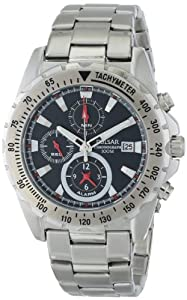 Pulsar Men's PF3977X Analog Display Japanese Quartz Silver Watch