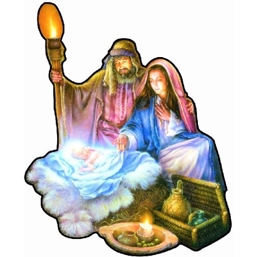 Sunsout The Nativity 1000 Piece Jigsaw Puzzle