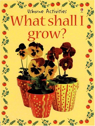 What Shall I Grow (What Shall I Do Today)