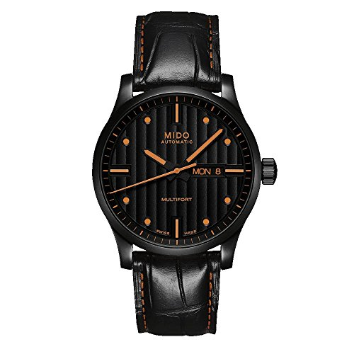 mido-mens-multifort-42mm-black-leather-band-ip-steel-case-s-sapphire-automatic-watch-m0054303605180