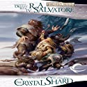 The Crystal Shard: Legend of Drizzt: Icewind Dale Trilogy, Book 1 Audiobook by R. A. Salvatore Narrated by Victor Bevine