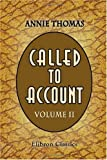 img - for Called to Account: A Novel. Volume 2 book / textbook / text book