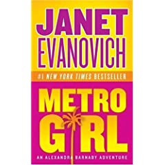 Metro Girl (Alex Barnaby Series #1)