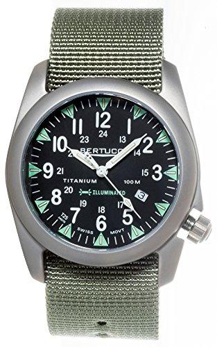 Bertucci A-4T da uomo orologio #13410