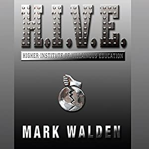 Higher Institute of Villainous Education Audiobook