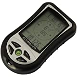 JVR TL31 Digital Multifunction Altimeter Barometer Compass Weather Forecast Thermometer Time Calendar With LCD...