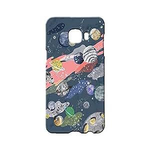 G-STAR Designer Printed Back case cover for Samsung Galaxy C7 - G6571
