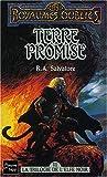echange, troc R-A Salvatore - La trilogie de l'elfe noir : Terre promise
