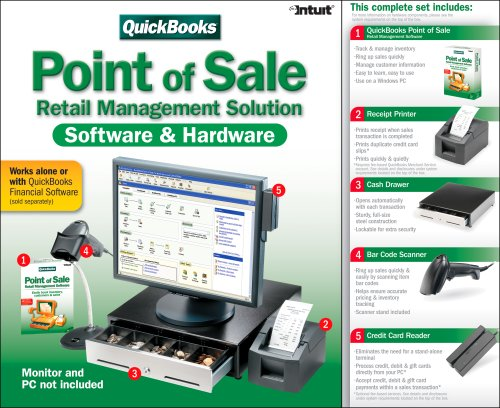 QuickBooks+Point-of-Sale+Pro+with+Hardware+Bundle+6.0+%5BOLDER+VERSION%5D