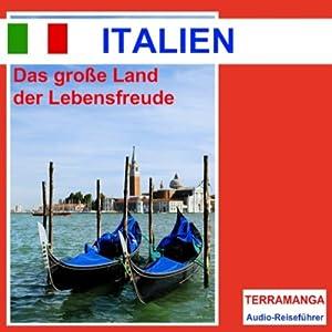 Reiseführer Italien Hörbuch