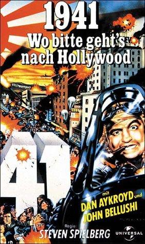 1941 - Wo bitte geht's nach Hollywood [VHS]