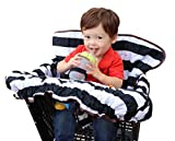 Lumiere Shopping Cart Cover for Baby - Universal Fit,