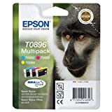 Epson T0896 Multipack d&#39;origine 3 Couleurspar Epson