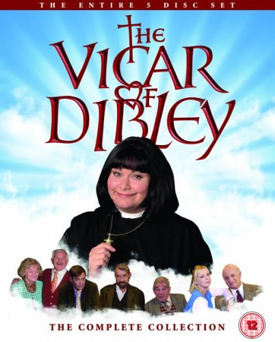 The Vicar of Dibley Collection [Not Complete]