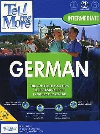 Tell Me More - German 2 Intermediate