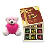In The Heart Of Chocolate With Teddy - Chocholik Belgium Chocolates
