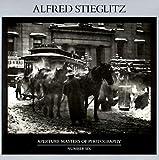 Alfred Stieglitz (Aperture Masters of Photography, No 6)