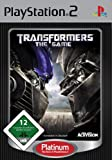echange, troc Transformers - The Game PS2