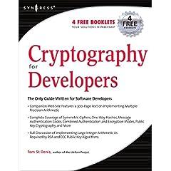 【クリックでお店のこの商品のページへ】Cryptography for Developers [ペーパーバック]