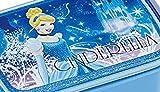 Tight lunch box 450ml Cinderella 15 Disney Blue RB3A