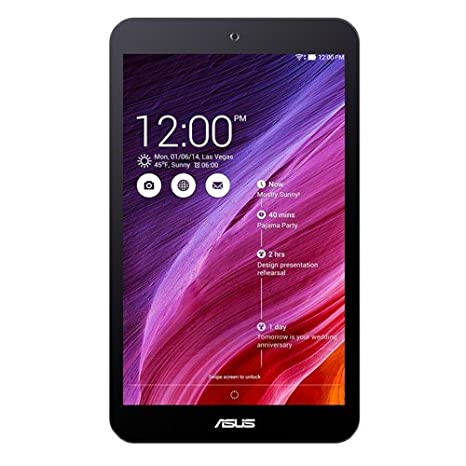 "ASUS ME181C-1A013A Tablette Tactile 8 "" Intel Android Noir"