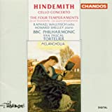 Hindemith: Cello Concerto; The Four Temperaments BBC Philharmonic Orchestra