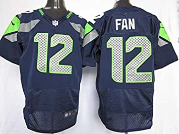 Toddler Seattle Seahawks Fan 12 Nike College Navy Game Jersey