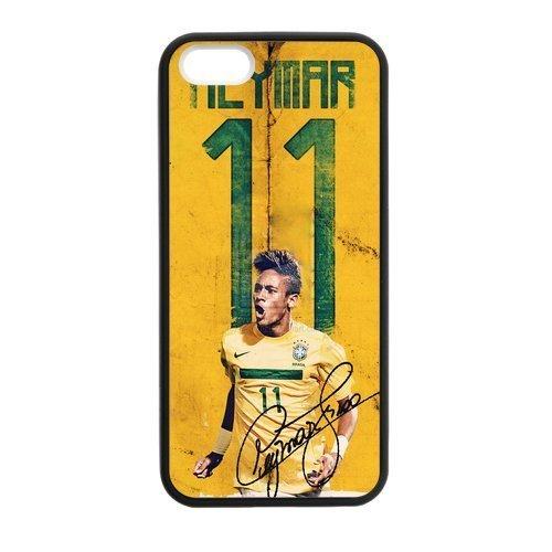 FUNKYCAT Neymar Jr World Cup Signature Case for iPhone 5/5s