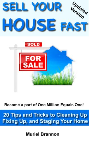 Discover the book sell your house fast 20 tips and for Tips on staging your home