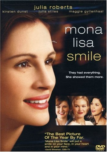 Cover art for  Mona Lisa Smile