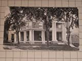 1914 Photo Post Card: The Residence of S.C.Hartley, Meyersdale, Pa.