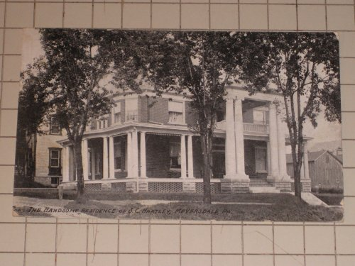 1914-photo-post-card-the-residence-of-schartley-meyersdale-pa