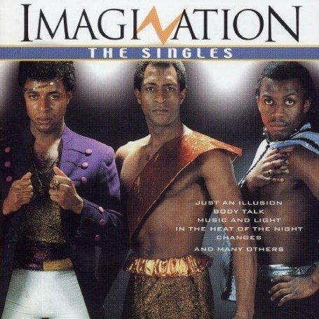 Imagination - New Dimension (12