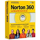 Norton 360 (3 PC) version 1par Symantec
