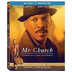 Mr. Church [Blu-ray]
